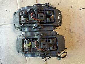 VW TOUAREG 7L 2002 - 2010 5.0 TDI V10 PAIR OF FRONT BRAKE CALIPERS