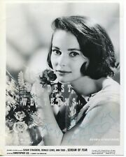 SUSAN STRASBERG Hand Signed AUTOGRAPH Vintage Photo SCREAM OF FEAR rare