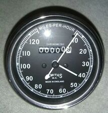 Smiths Chronometric Motorcycle 120 MPH Speedometer