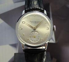 Vintage Men's Girard Perregaux Shockproof Wristwatch 17 Jewels One Year Warranty