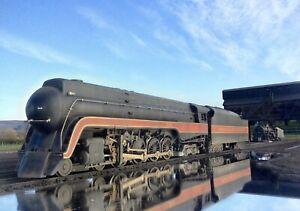 HO Gauge Bachmann Norfolk & Western 'J' Class, Weathered