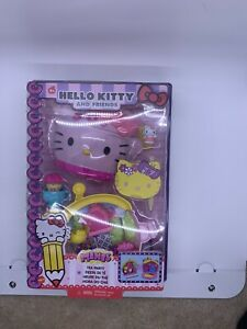 New Mattel Hello Kitty and Friends Minis Tea Party Compact