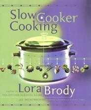 Slow Cooker Cooking-ExLibrary
