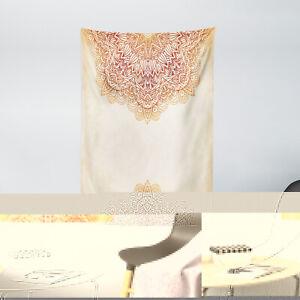 Mandala Tapestry Oriental Vintage Art Print Wall Hanging Decor