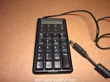 Kensington k72274 USB NoteBook Keypad Calculator Zehnertastatur Tastatur + CABLE