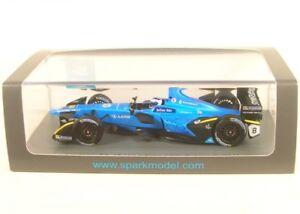 Renault E. Dams E.g. E.16 No.8 Formula E Team - Hong Kong Eprix Season 3
