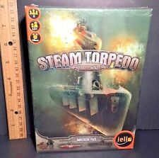 STEAM TORPEDO First Contact IMMERSION PACK Submarine Battle Game NEW & SEALED