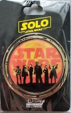 Disney DSF Soda Fountain Solo Star Wars Story Group Pin LE400 Han Lando Chewy