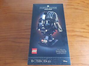 LEGO 75304 Star Wars Darth Vader Helmet Display Building Set for Adults
