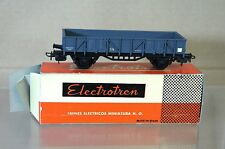 ELECTROTREN 1100 RENFE GREY GOODS PLANK WAGON 385234 MINT BOXED nb