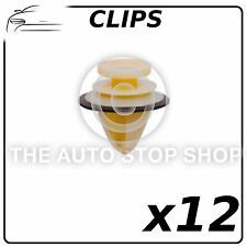 Clips - Doors Pannels 8,2 MM Renault Wind Part Number: 12242 Pack of 12