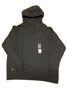 Nike Women's NBA Los Angeles Lakers Black Hoodie Sweatshirt AJ2927-010 Size L