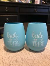 Bride Tribe Silicone Wine Cups (Set Of 2)