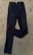 Ladies Size 10 Dark Blue Dolce&Gabbana  D&G Jeans