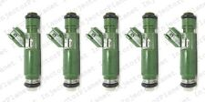 Set of 5 Denso 3900 Injector 2001-2005 Volvo S60 2.4L B5244S 9470229