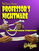 PROFESSOR'S NIGHTMARE BY ROYAL MAGIC 3 ROPE DIFF LENGTHS BECOME SAME LENGT TRICK