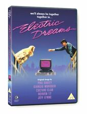 Electric Dreams 1984 Virginia Madsen Music Comedy Drama Movie DVD New