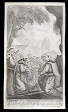 santino incisione 1600 S.BRUNO david