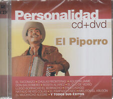 CD - Personalidad NEW El Piporro With  CD / DVD - FAST SHIPPING !