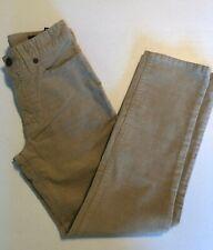 Polo Ralph Lauren Boy's Corduroy Pants Khaki 8 10 12 14 16 18 Polo Patch Logo
