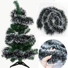 Party Pine Garland Christmas Ribbon String Xmas Tree Hanging Ornament Decoration