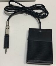FootSwitch Pedal: Wallach Quantum 2000 Electrosurgical Unit ESU Smoke Evacuator