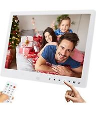 Digital Photo Frame - TEKXDD 12 inch Smart Digital Picture Frame with 1280 * 800