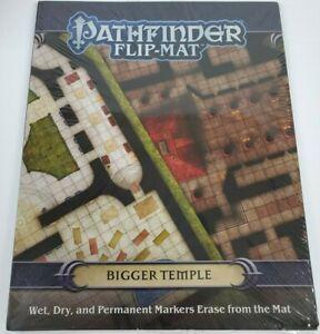 BIGGER TEMPLE Pathfinder Flip-Mat NEW Paizo PZO30099