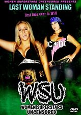 WSU Womens Wrestling - Last Woman Standing DVD Becky Bayless Alicia ROH