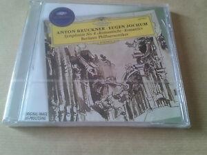 Bruckner Symphonie No. 4 Jochum Berliner Philharmoniker Neuf New 028944971828