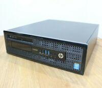 HP ProDesk 400 G1 Win 10 Desktop PC Intel Core i7 4th Gen 3.6GHz 8GB 250GB SSD