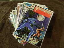 1992 VALIANT Comics SHADOWMAN #0, 2-42 & Yearbook - Near Complete 41 Comic Lot