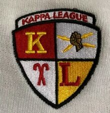 "vintage  ""KAPPA LEAGUE"" ANDREW ROHAN EDWARDS V-NECK SWEATER VEST MEN'S L large"