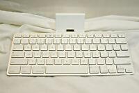 Apple iPad Keyboard Dock - Model A1359 - 30-Pin 1st 2nd Generation