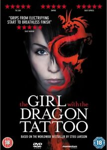 The Girl With the Dragon Tattoo (DVD, 2009)
