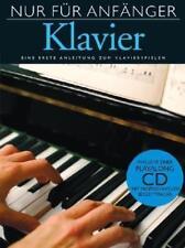 Nur Für Anfänger Klavier (+CD) (2007, Set mit diversen Artikeln)