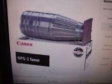 Genuine New Canon Copier Toner NPG-3 NP6060 1374A003AA, F41-7901-000