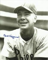 Bob Kuzava 1955 Philadelphia Phillies Pitcher Autographed Signed 8x10 Photo COA