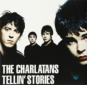 Charlatans - Tellin' Stories DELUXE vinyl LP NEW/SEALED IN STOCK Telling
