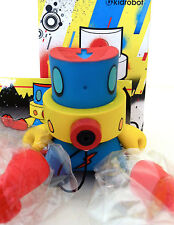 "FATCAP 3"" SERIES 2 DOMA 1/50 PUNCH ARMS CHASE KIDROBOT 2008 VINYL FIGURE TOY"
