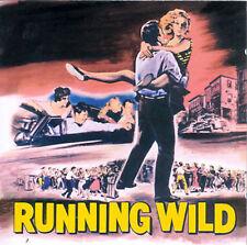 Running Wild by Various Artists (CD, Dec-1997, Buffalo Bop)