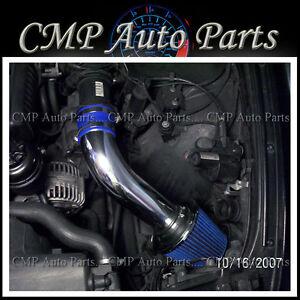 BLUE AIR INTAKE KIT FIT 1996-2003 BMW 525i 2.5L 528i 2.8L 530i 5.0L