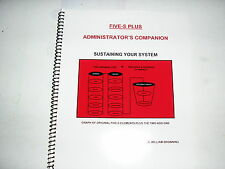 QUALITY CONTROL FIVE-S ADMINISTRATOR'S COMPANION (NEW EDITION)