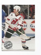 Bruce Driver Devils 1991-1992 Pro Set Platinum #69