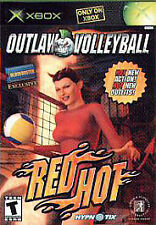 Outlaw Volleyball: Red Hot (Microsoft Xbox, 2003) Complete Tested