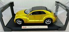 Maisto Chrysler Pronto Cruizer Concept Version 1:18  Special Edition NEW (R