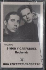 "SIMON & GARFUNKEL ""BOOKENDS"" ULTRA RARE SPANISH CASSETTE / NEW & SEALED"