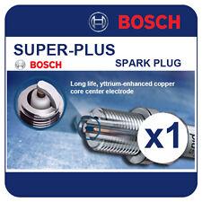 SKODA Fabia 1.4 67BHP 99-01 BOSCH Yttrium Super Plus Spark Plug +7