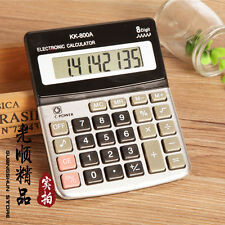 Utility Big Button Accounting business Fashion New Calculator Office supplies