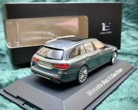 Mercedes-Benz E-Class (S213) AMG Estate - Collector's Model Car 1:43 - Rare Grey
